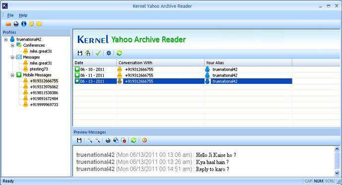 Dating Yahoo Messenger