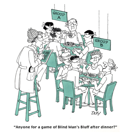 Double-Blind Study: Definition & Explanation - Video ...