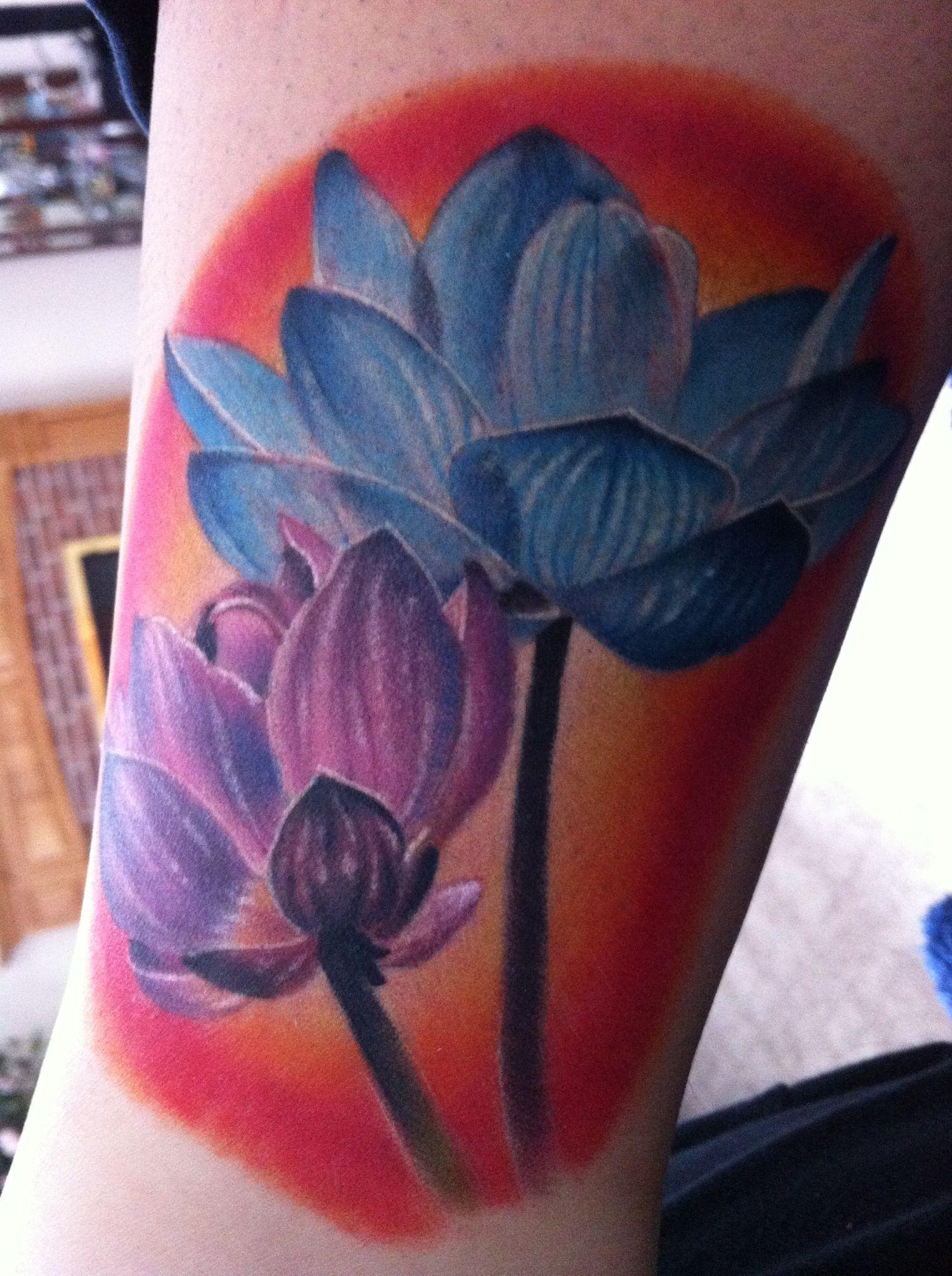 My Lotus Flowers Tattoo Tattoos Pinterest Lotus Tattoo And