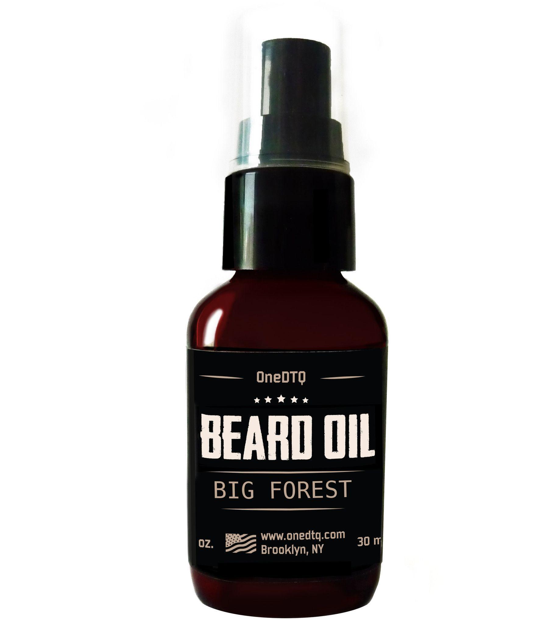 Big Forest Beard Oil 1 fl oz Beard oil, Hair oil, Beard