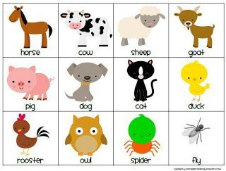 Very Busy Spider By E.Carle sequencing/character cards from First Grade Garden