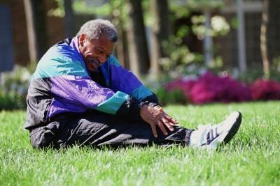 Activities for Range of Motion in the Elderly
