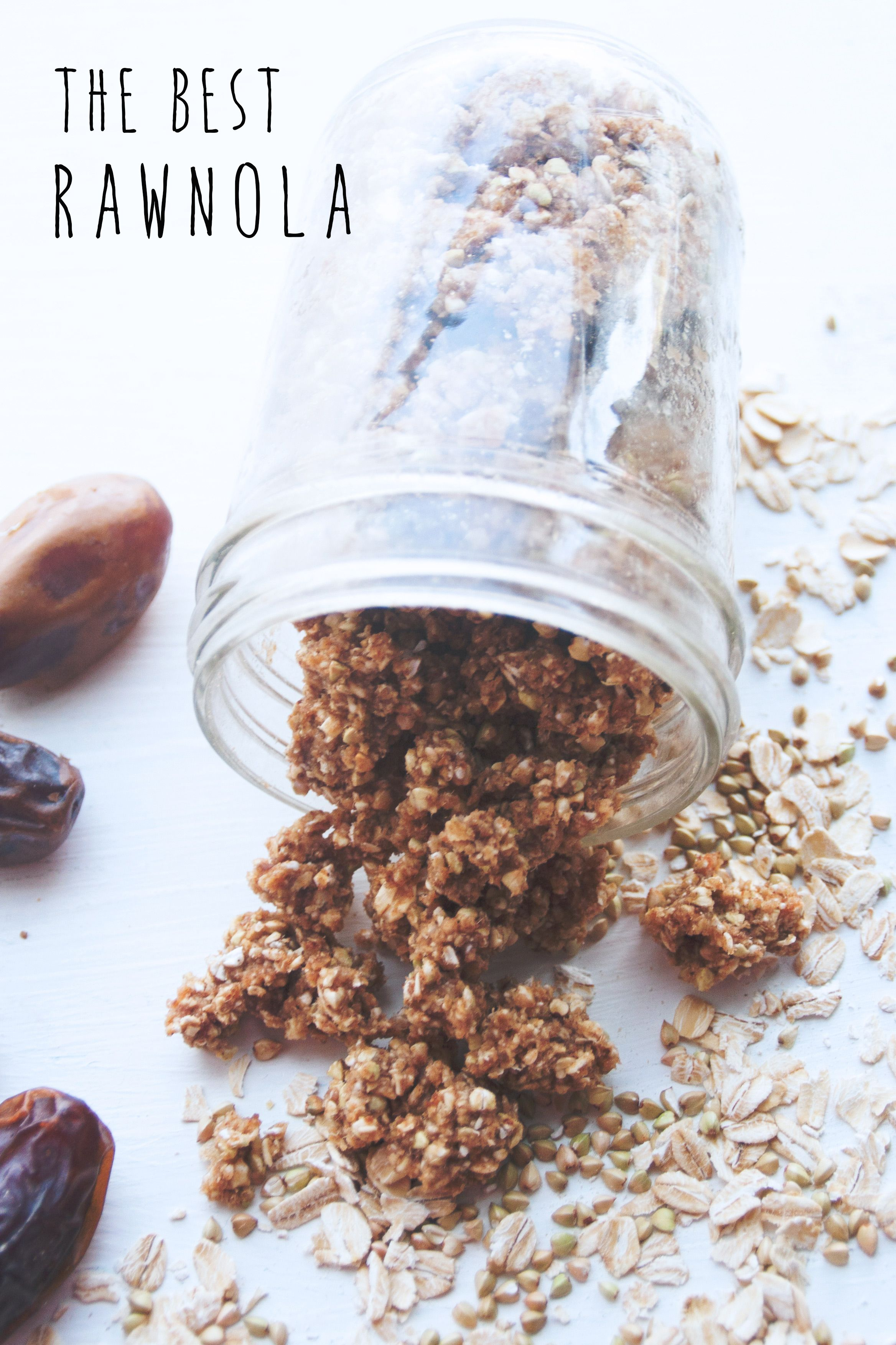Rawnola Raw Granola Rawnola My Recipes Vegan
