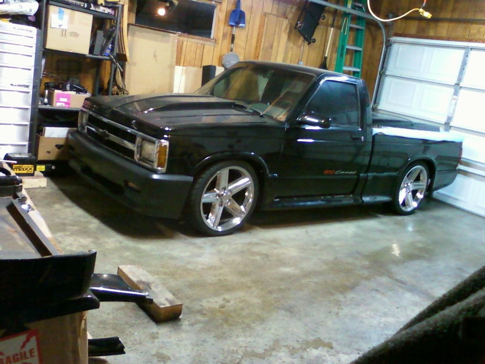 the latest a91be 99801 1989 Chevrolet S10