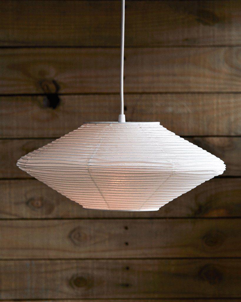 Washi paper pendant lamp shade diamond pendant lamps apartments hayashi kougei washi paper pendant lamp shade diamond aloadofball Images