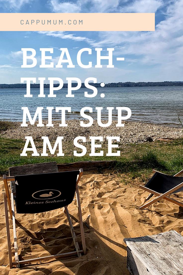 Urlaubs-Flair! Meine liebsten Starnberger See SUP Spots ...