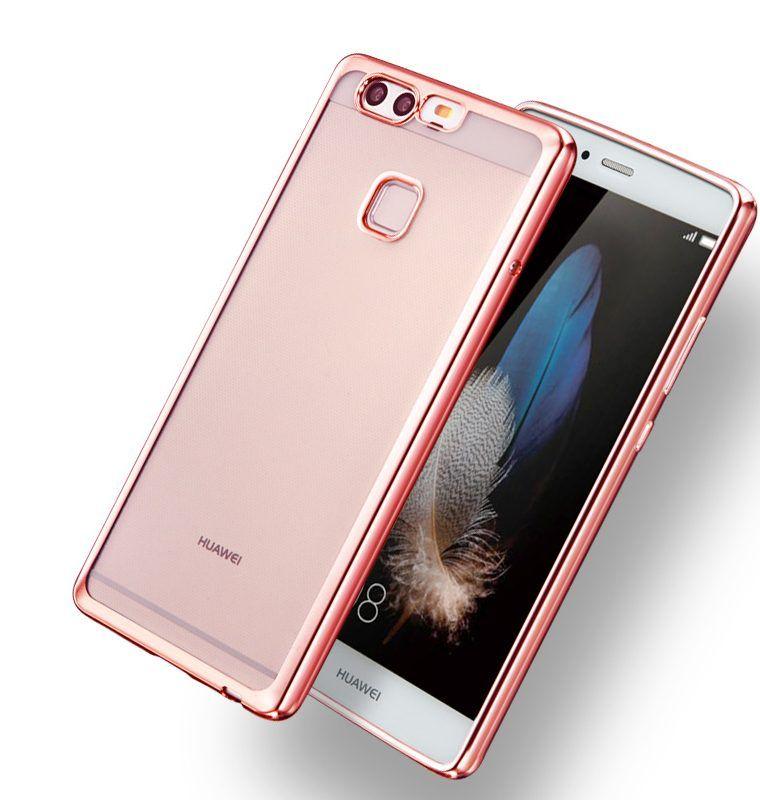 coque huawei p9 huawei p9 plus huawei p9 lite electroplated transparent silicone beat