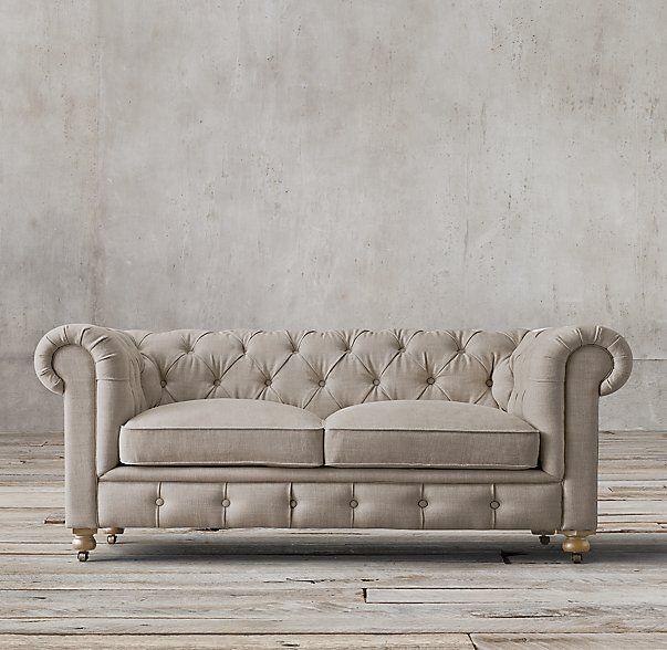 Prime Petite Kensington Upholstered Sofa Upholstered Sofa Sofa Theyellowbook Wood Chair Design Ideas Theyellowbookinfo