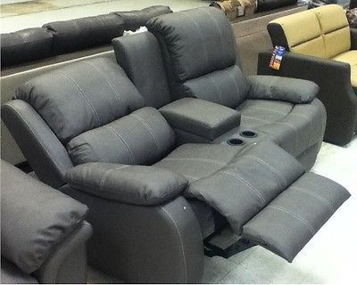 Dual Reclining Rv Sofa Ashley Signature Design And Loveseat Furniture Leather Recliner 72 Wide New Travel Trailer
