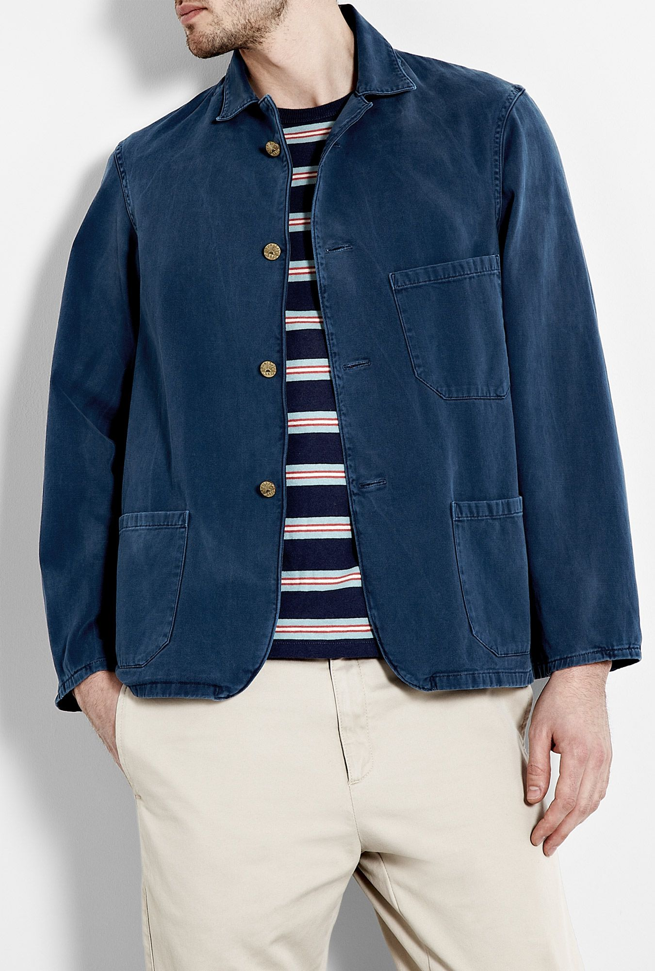 This jacket is great. £240.