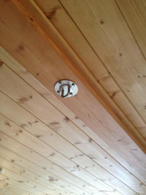 6月16日 ハンモック天井金具 画像あり ハンモック ハンモック