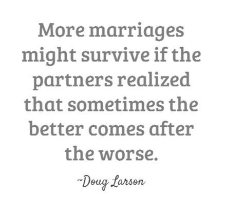 how to fix your marriage after separation