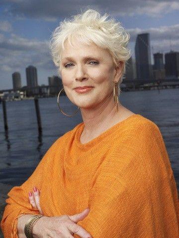 Sharon Gless...beautiful, funny and inspiring