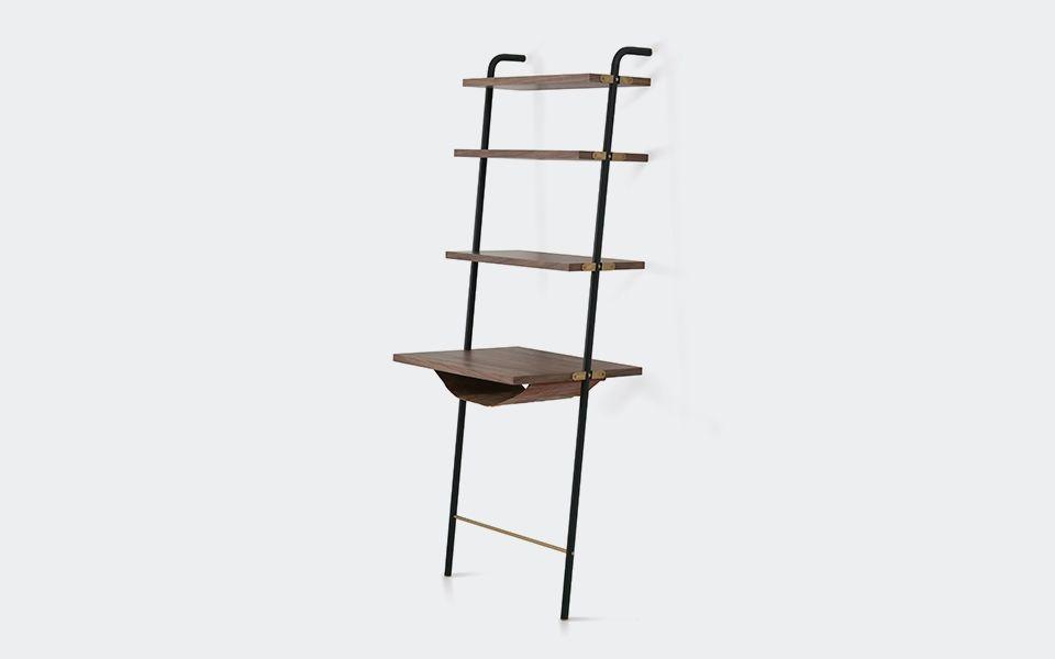 Valet Desk Shelves Stellar Works Designed By David Rockwell Code Va