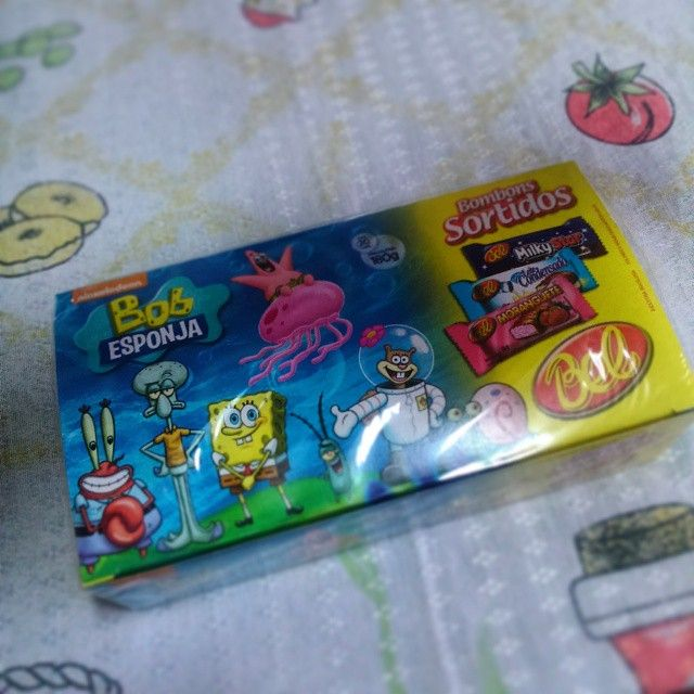 SpongeBob candy