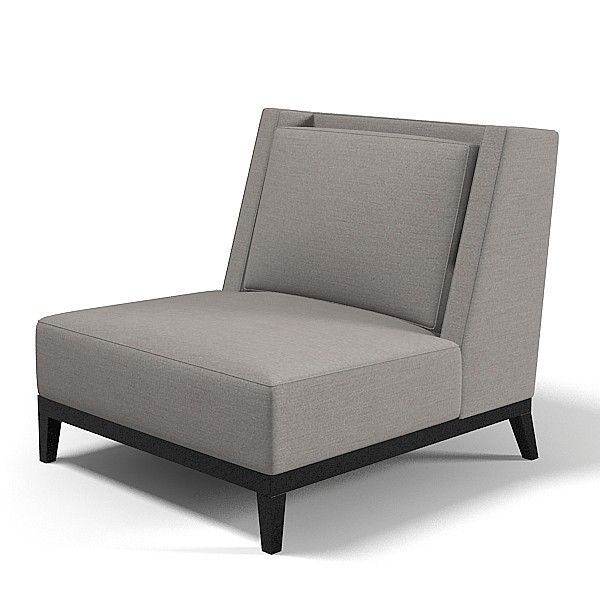 Genial X Holy Hunt Christian   Holy Hunt Christian Liaigre LATIN CHAIR  Contemporary Club Chair Armchair Modern Low By Archstyle