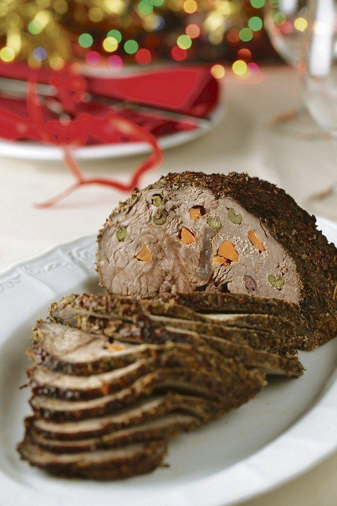 Photo of Spicy beef leg – www.dobra-hrana.hr-Spiked beef leg – ww …