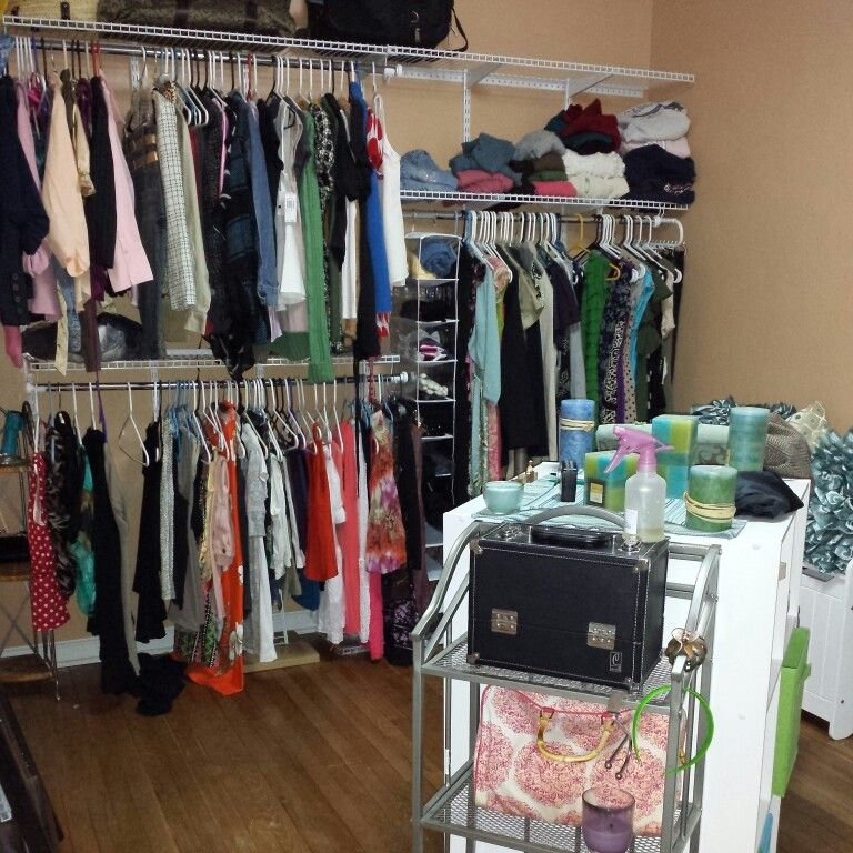 Turn A Bedroom Into A Closet: Spare Bedroom Into Dressing Room