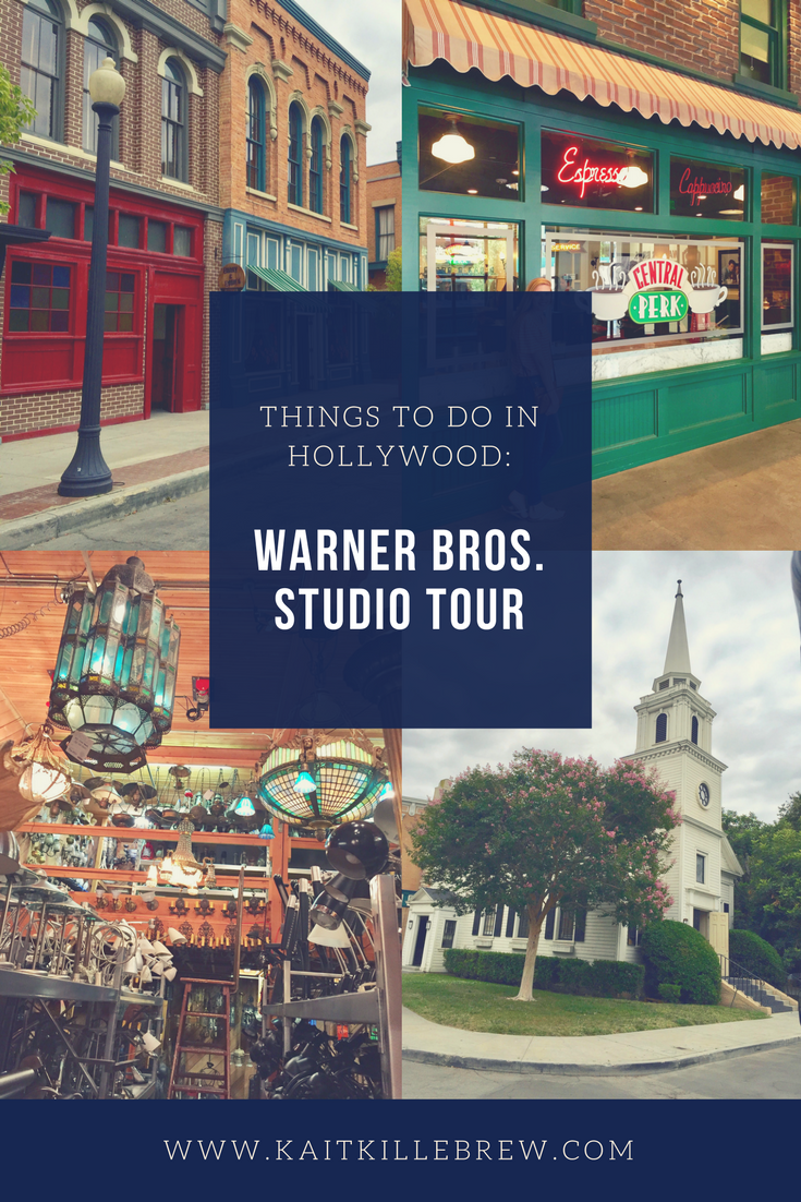 Here's Why You Should Take the Warner Bros. Studio Tour When You Visit Hollywood