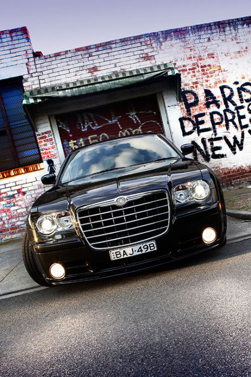 Chrysler 300C SRT8 E490 Touring (#FTA)