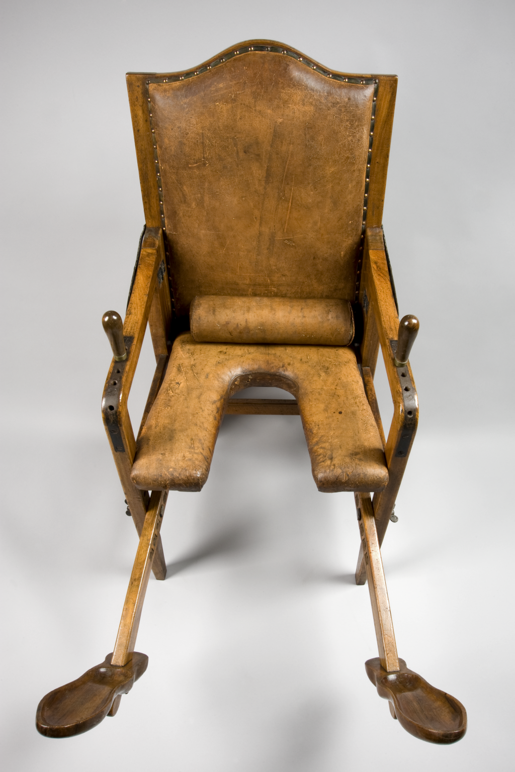 Antique birthing chair - Antique Birthing Chair As Seen In Call The Midwife Tv Series Thank God For Modern Medicine