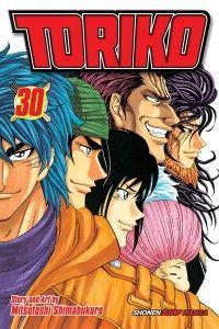 Toriko Vol. #30 Manga Review