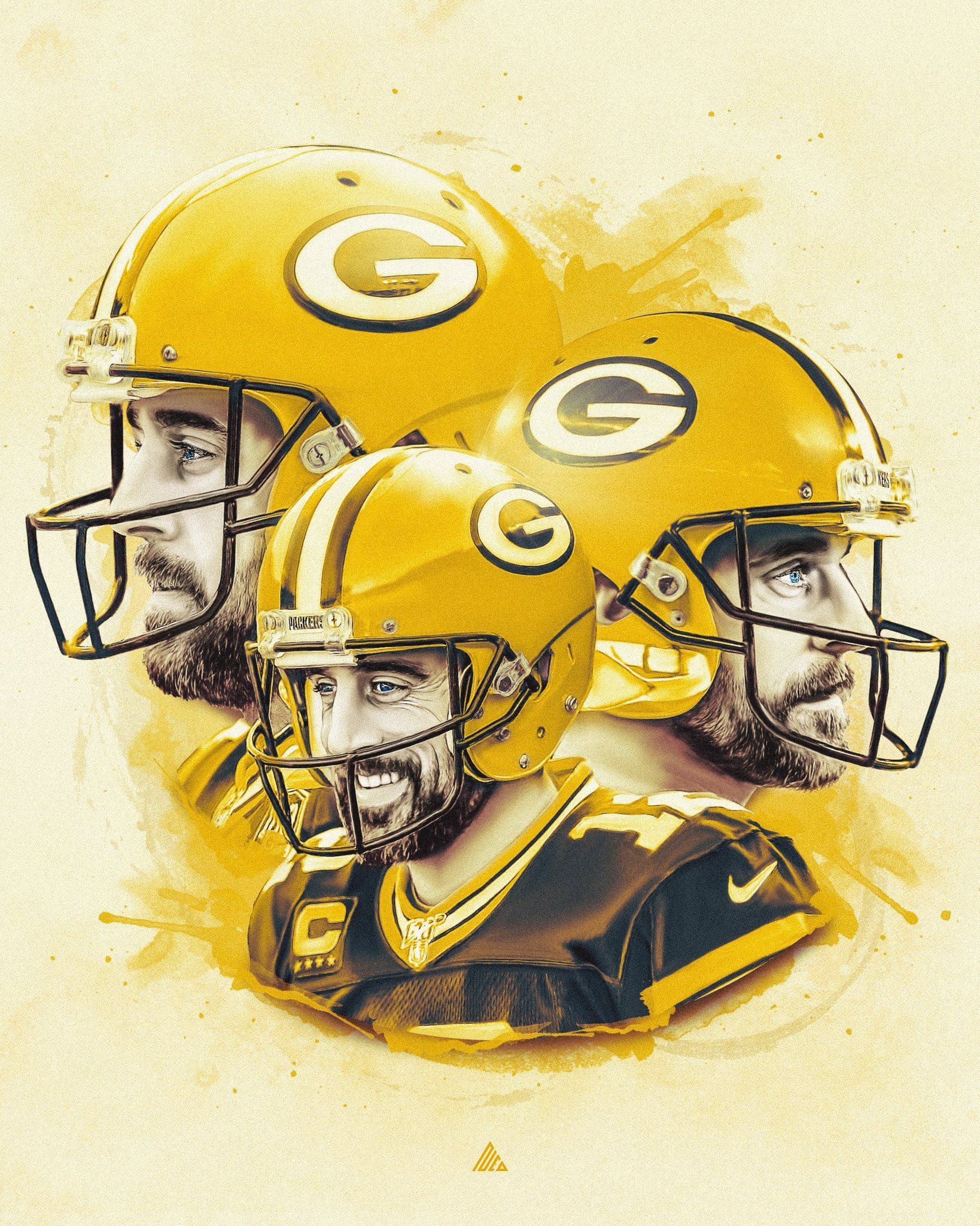 Twitter In 2020 Football Helmets Favorite Team Green Bay Packers