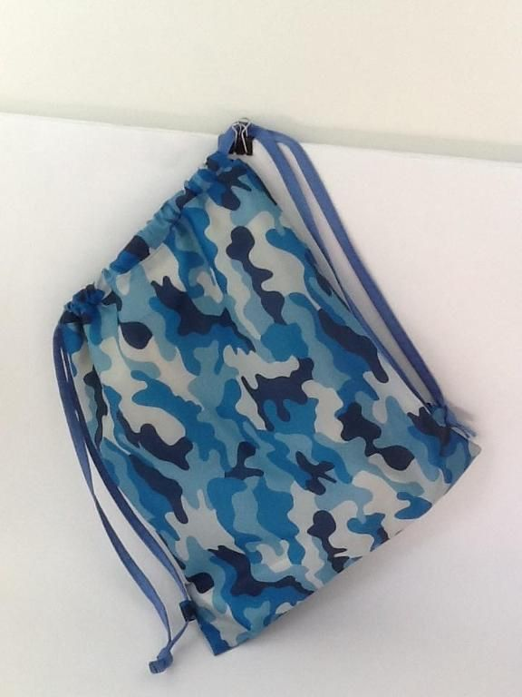 Free Drawstring Backpack Sewing Pattern Patterns Diy Wallet And