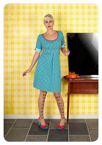 a967dfce8eba Margot kjole Julie