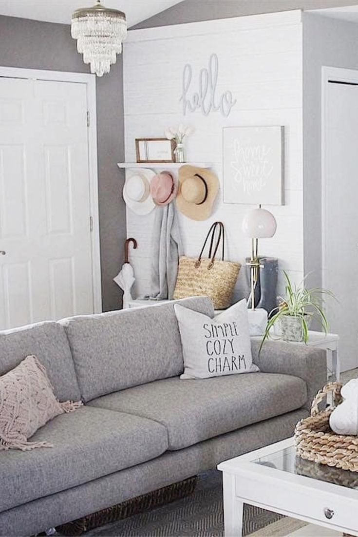 Charming DIY Home Decorating Ideas and Pictures | Room decorating ...