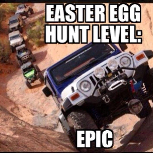 There All Easter Egg Hunting In Moab And We Re All Searching