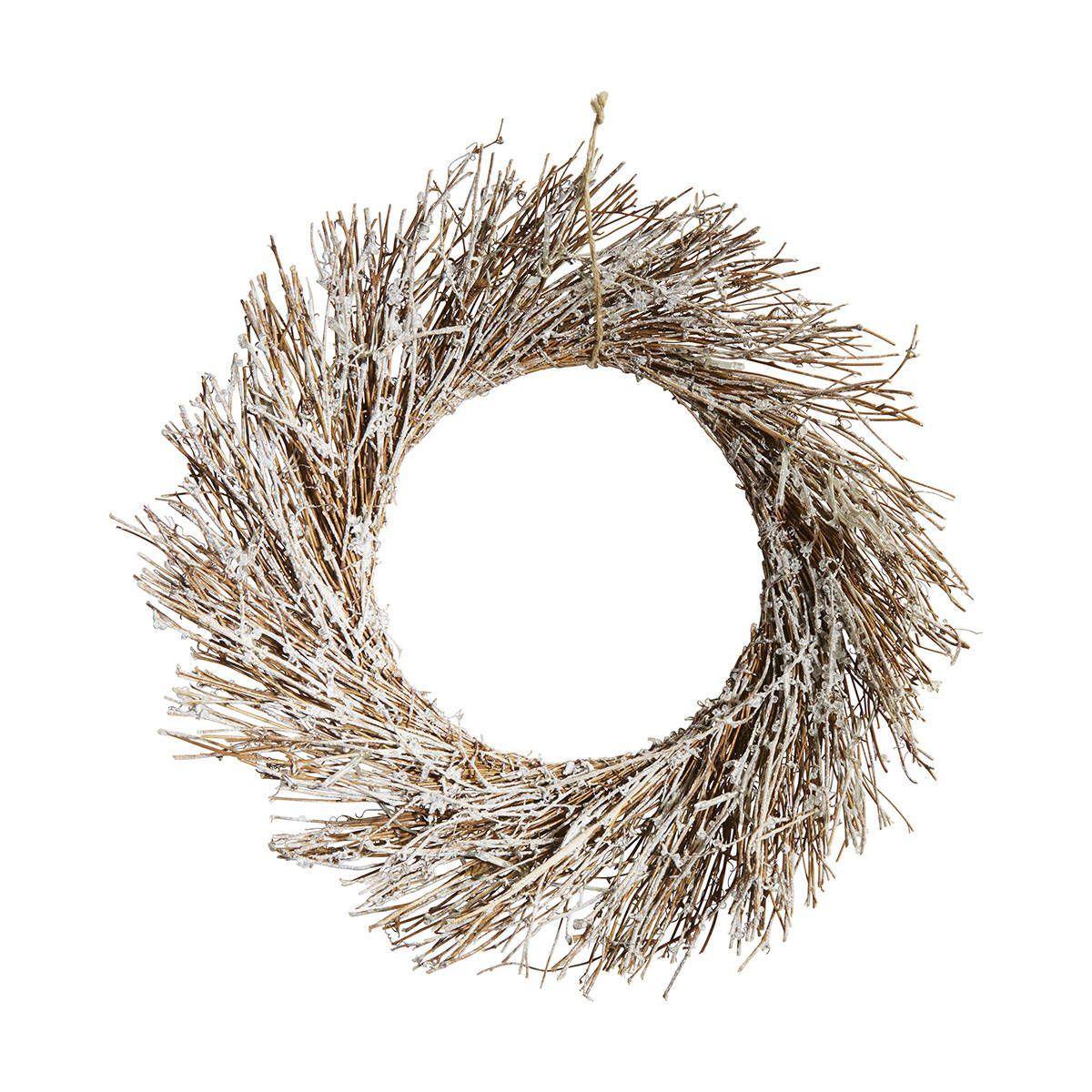 Light Up Branch Wreath - 10 LED Bulbs | Kmart | F E S T I V E ...