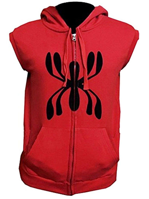 Spiderman Zipped Fleece Vest