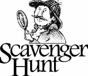 Image result for darien dash scavenger hunts,