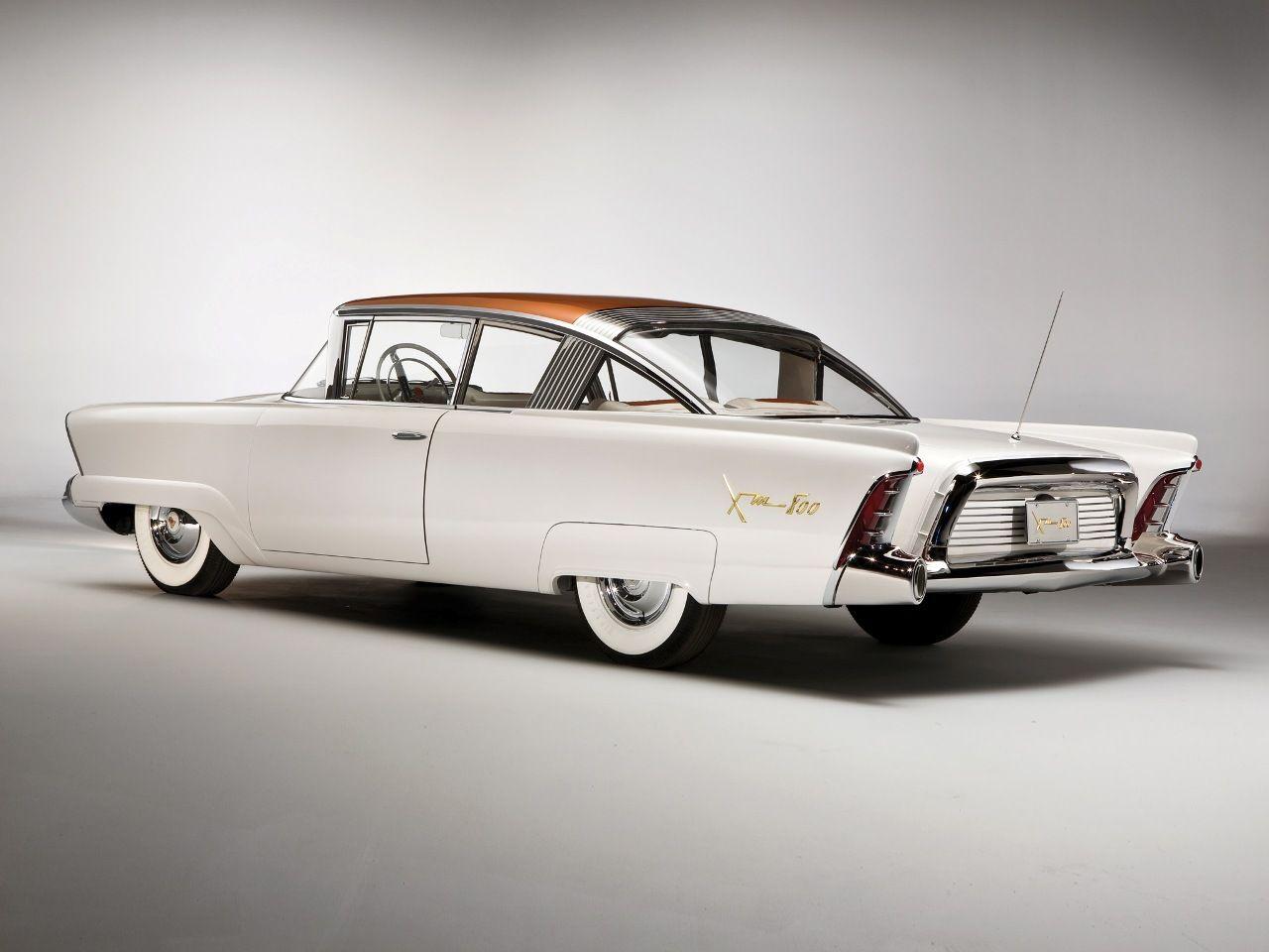 1954 Mercury Monterey XM-800