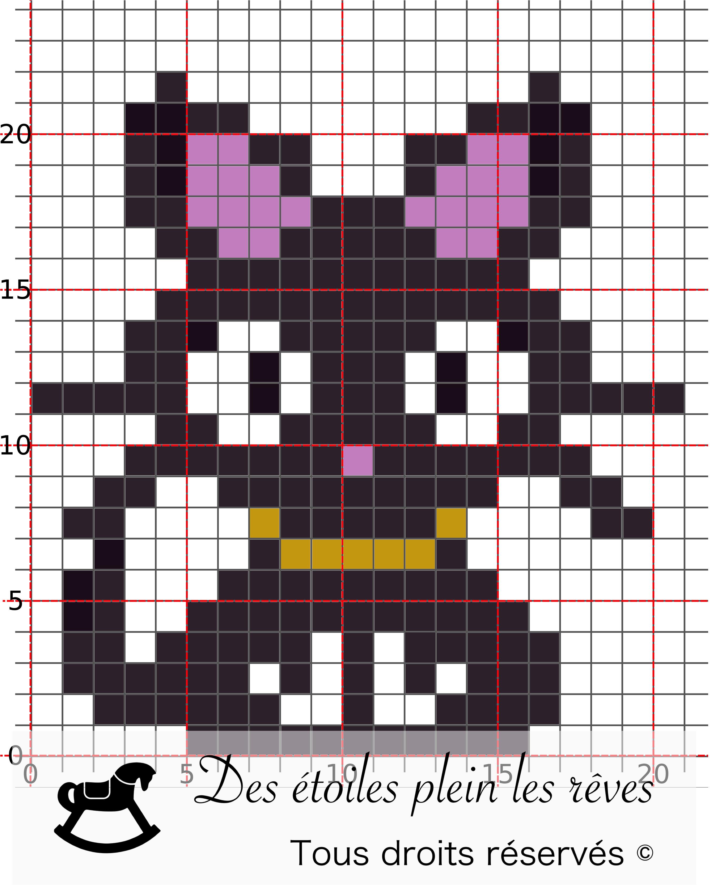 Diy Pixel Art Art Kawaii