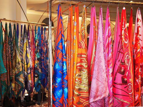 scarves craft show display | Craft show displays ...