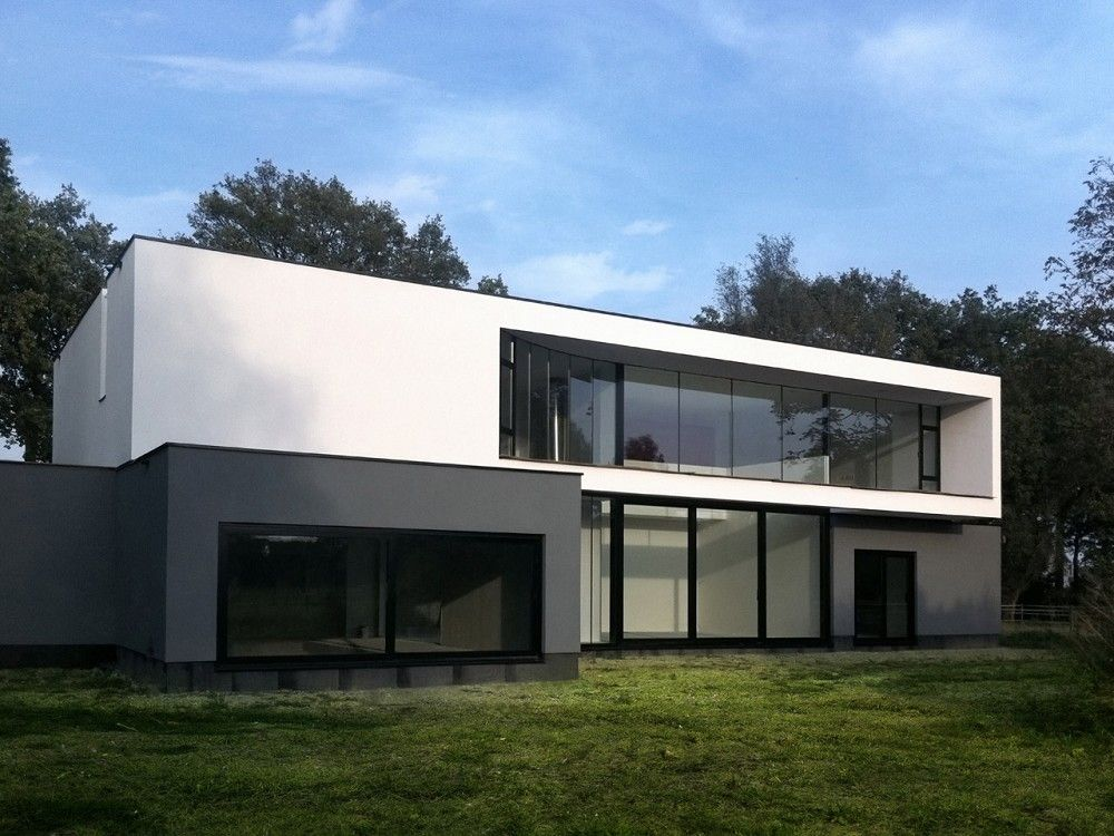 123DV Moderne Villa's (Project) - East West Villa - PhotoID #217176