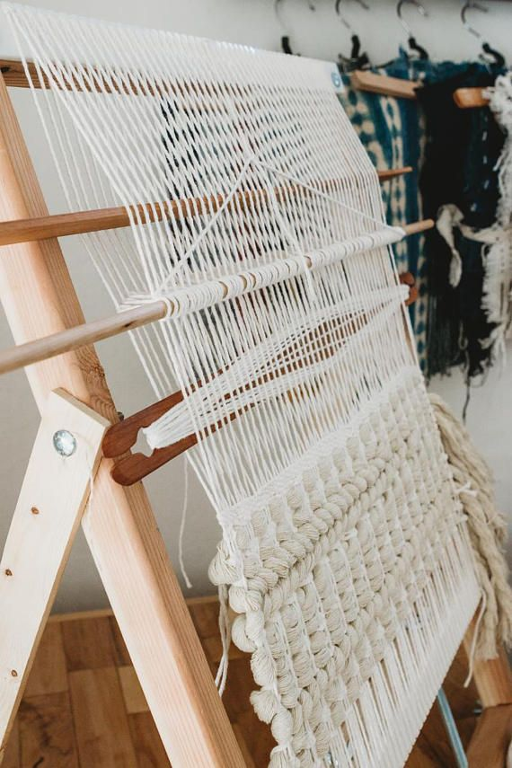 Frame loom heddle mini class online ebook weaving tutorial add a frame loom heddle mini class online ebook weaving tutorial add a heddle to any fandeluxe Choice Image