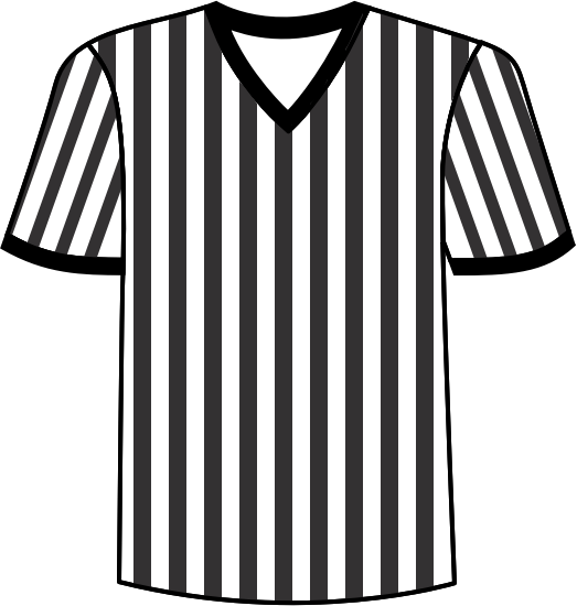 1d6ef4053 referee jersey football clipart - Google Search