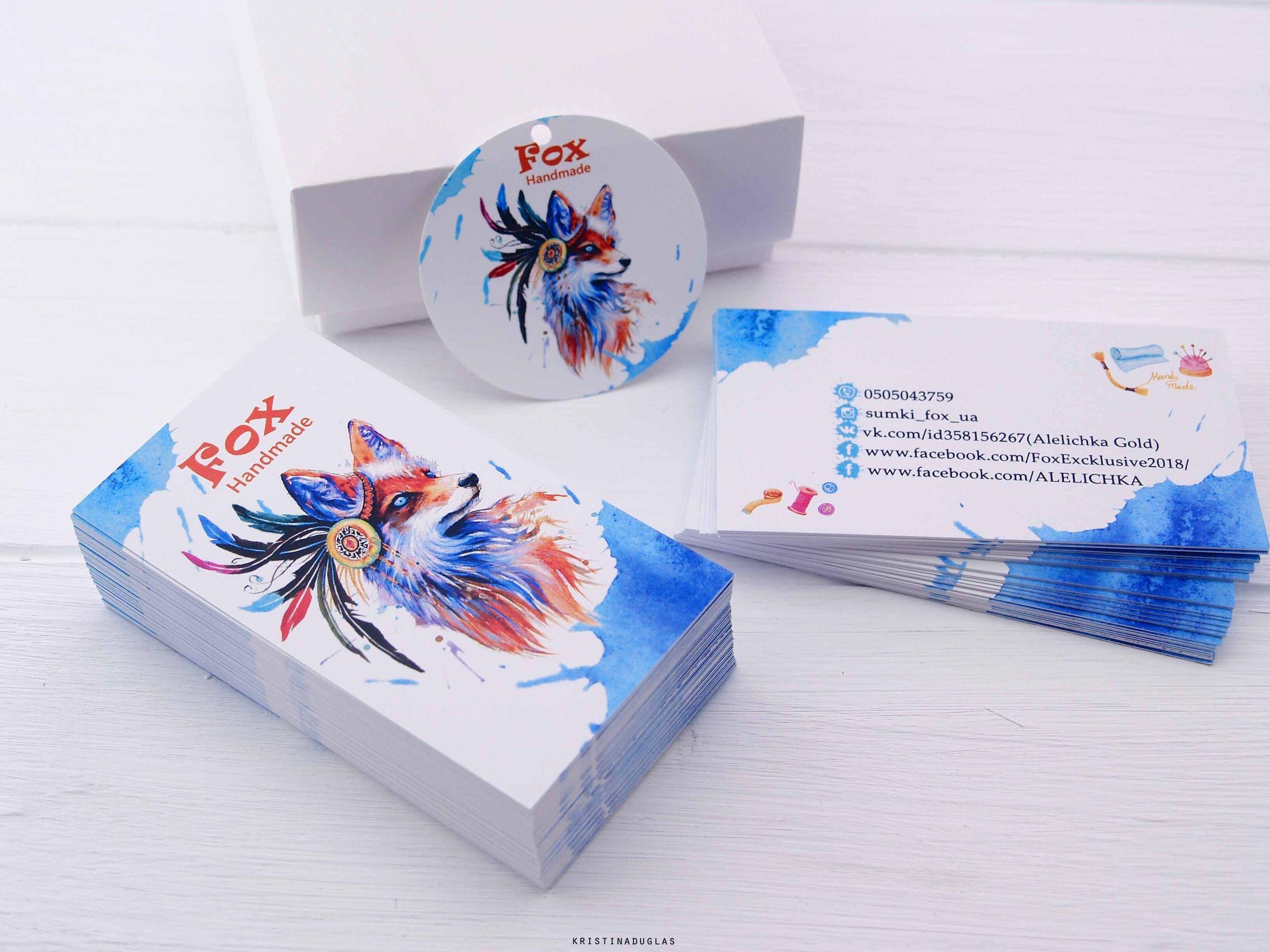 заказ визиток и открыток марта