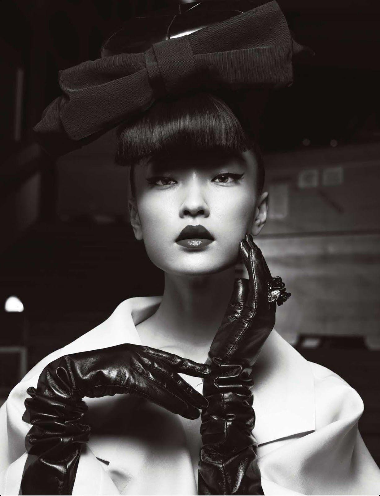 Dior Haute Couture   asian mood