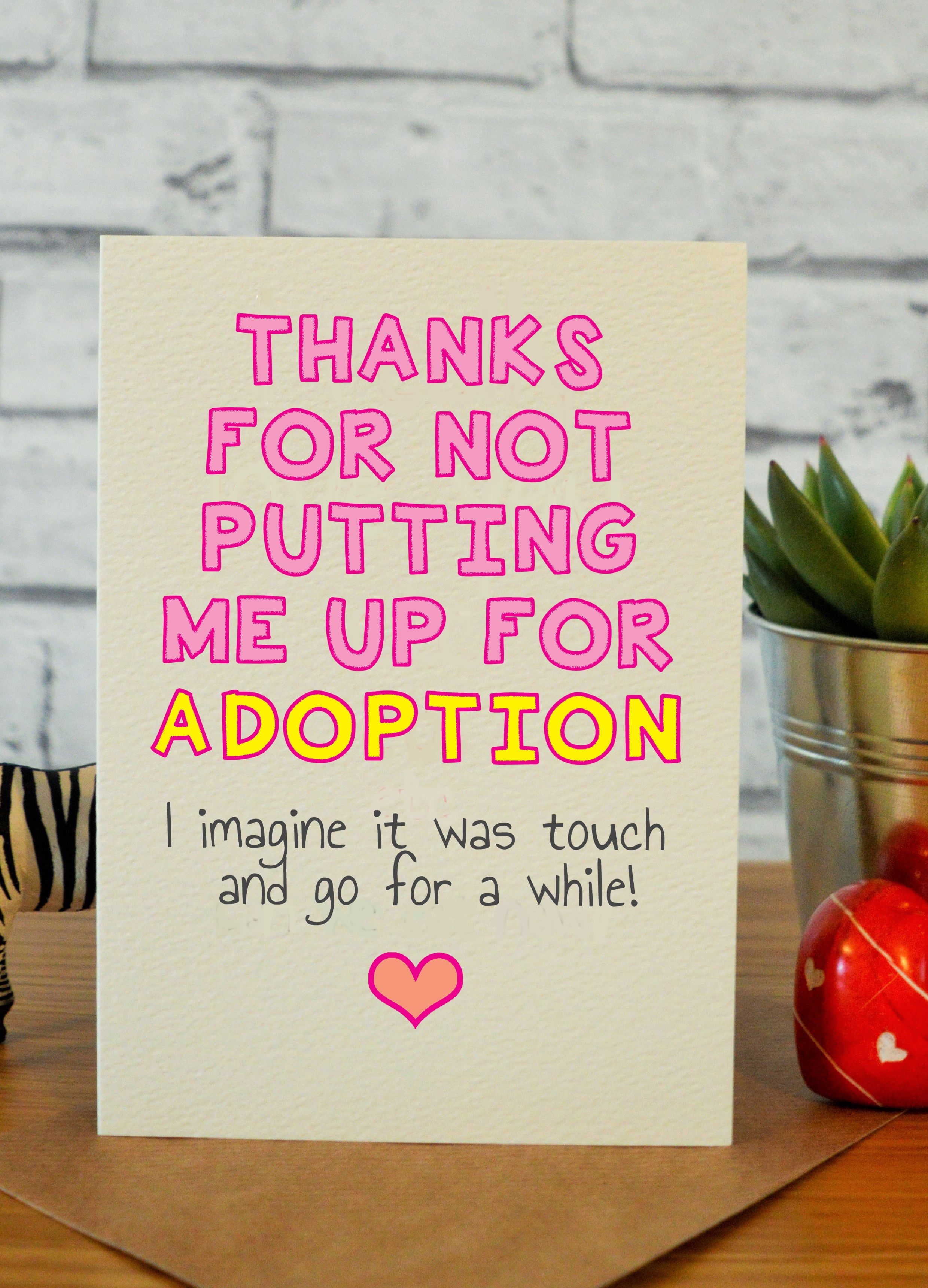 Adoption Mothers Day Craft Pinterest Mothers Day Cards