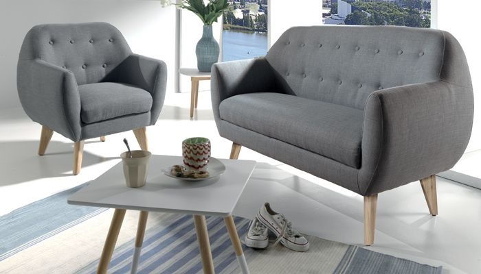 Fauteuil Gordon - Cocktail Scandinave | Deco | Pinterest | Salons