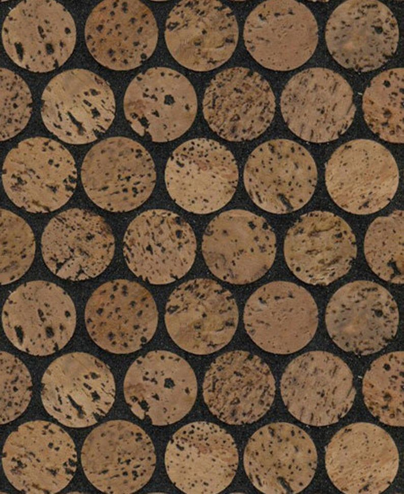 1 3 8 Large Cork Mosaic Tile For Floors Bathroom Etsy In 2020 Cork Flooring Mosaic Mosaic Tiles