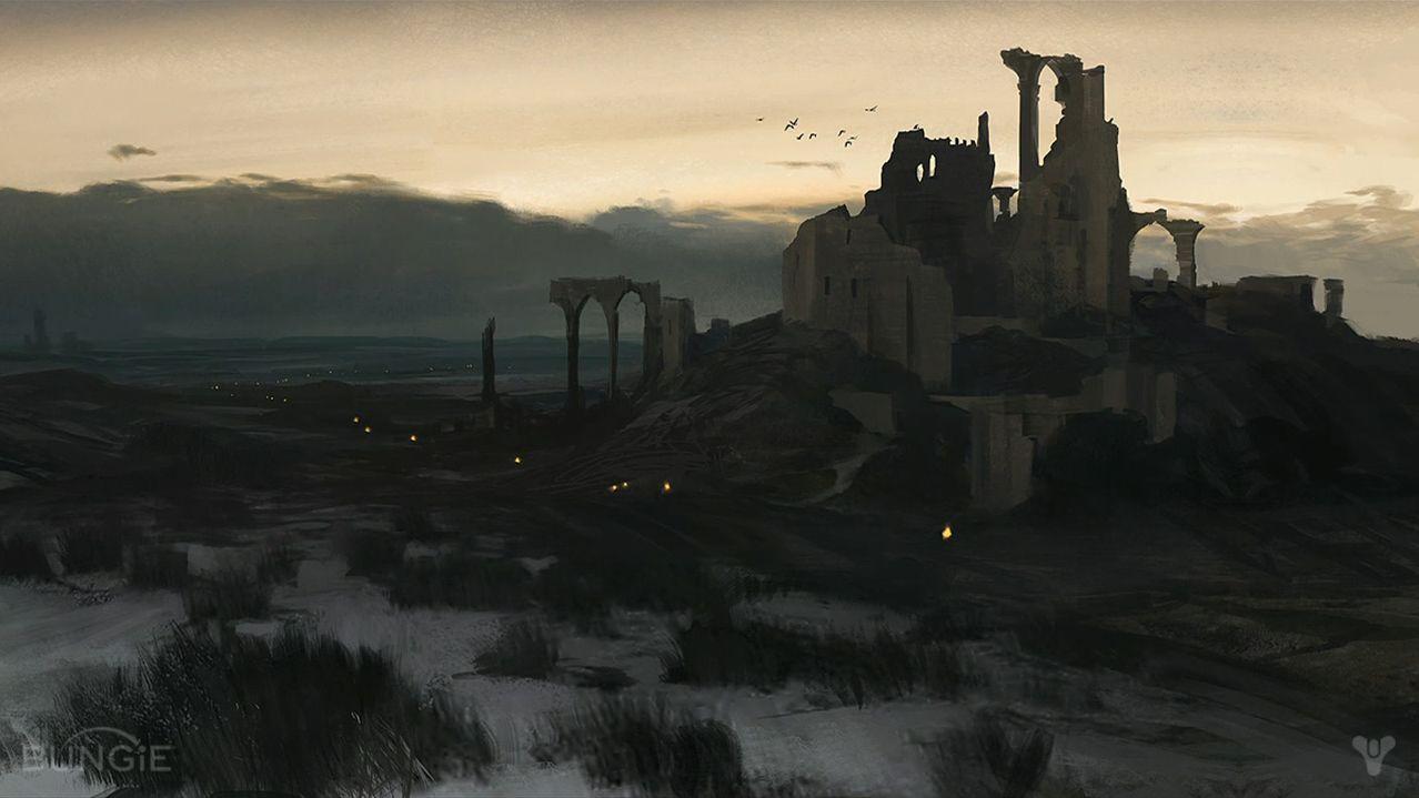 Destiny Ultimate Concept Art Collection - Games