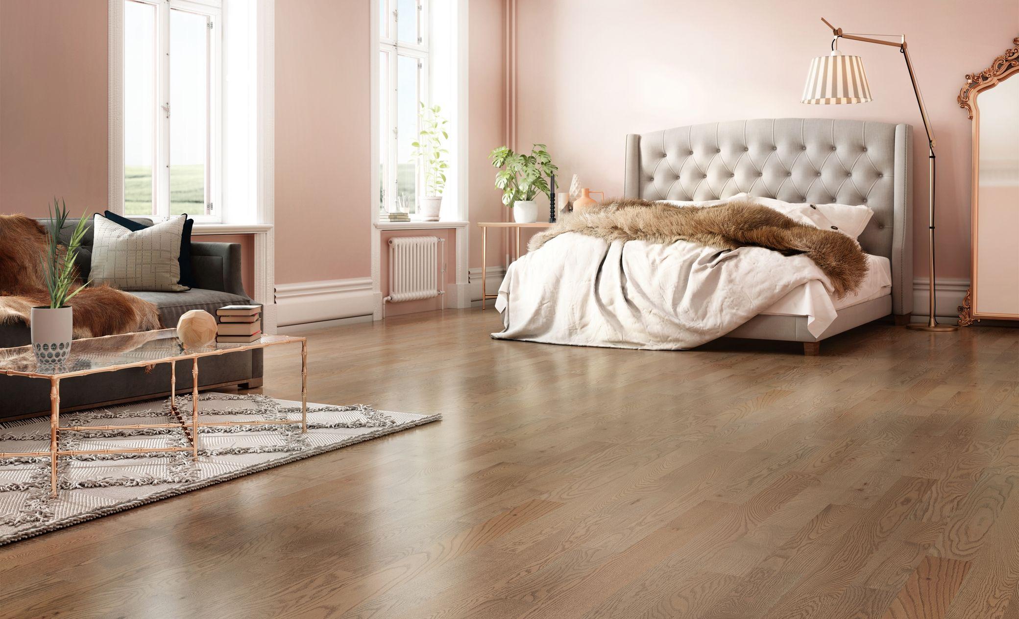 Red Oak Treasure Mercier Wood flooring in 2020 Mercier