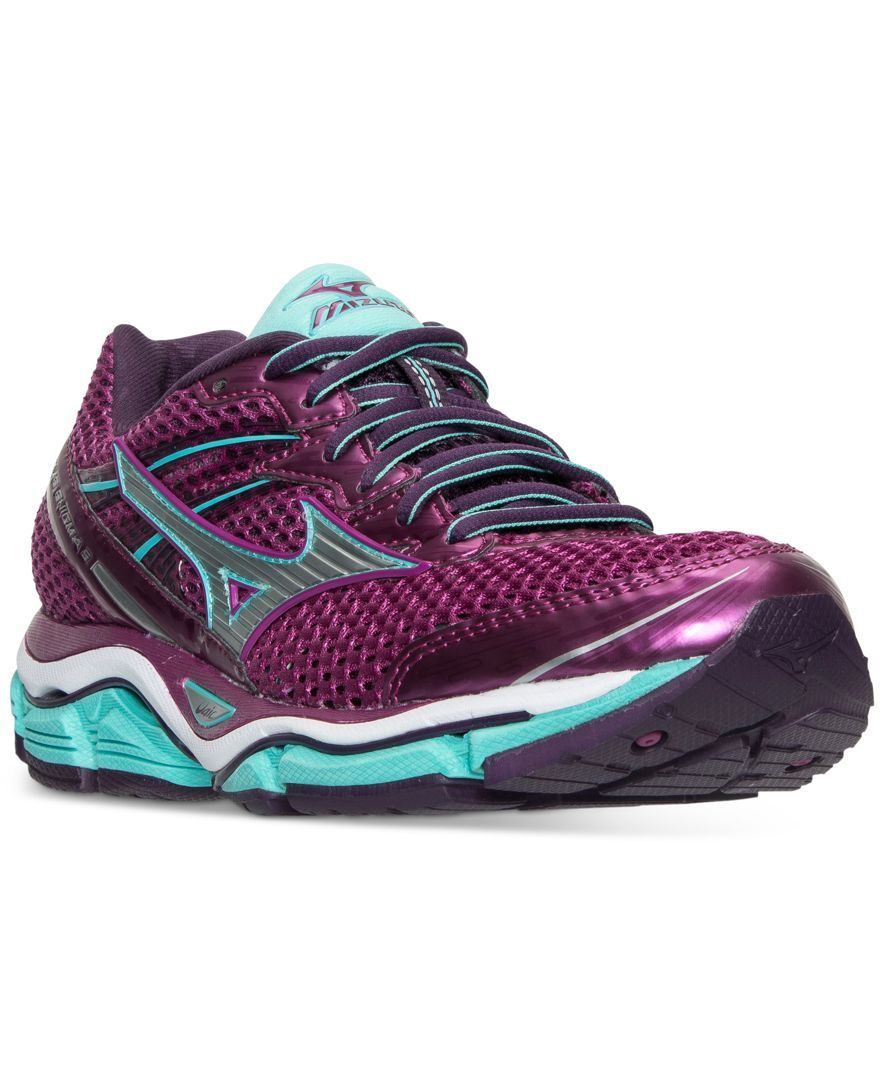 ee3bd1cd9 Mizuno Women s Enigma 5 Running Sneakers from Finish Line ...
