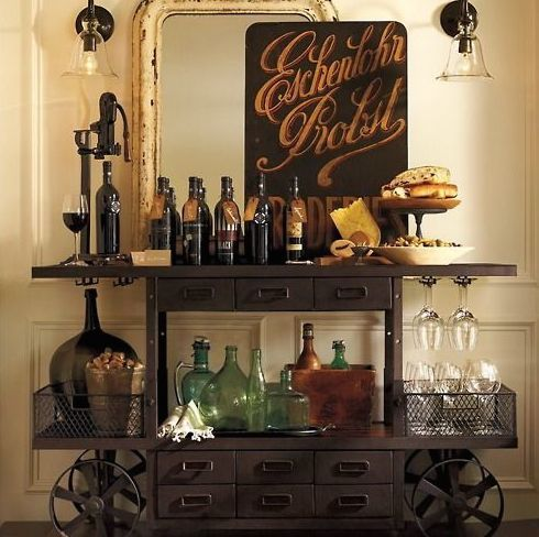 The secret to the Holidays is a well-stocked bar! Get tips and ... on home wet bar, creative home bar, home pub bar, gymnastics home bar, mini home bar, compact home bar, home wine bar, great home bar, basic home bar, home liquor bar, unique home bar, home opener barware bar, luxury home bar, artwork for home bar, wall cabinets for home bar, best home bar, update your home bar, concrete home bar, folding home bar, easy home bar,