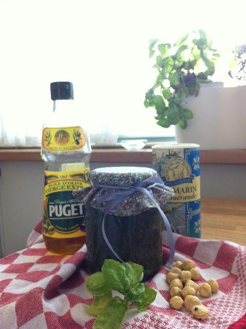 Homemade Pistou (recipe)
